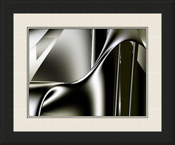 'Sinuosity #1′, a Fine Art Giclee