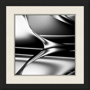 Smooth Moves framed, a fine art giclee