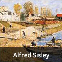 Alfred Sisley art prints