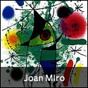 Joan Miro art prints