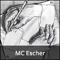 MC Escher art prints