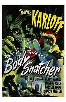Movie posters, movies, movie poster, framed art, posters, Body Snatcher, horror, Boris Karloff