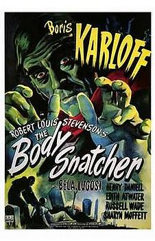 Movie posters, movies, movie poster, framed art, posters, Body Snatcher, horror, Boris Karloff