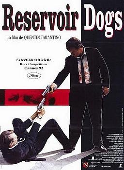 Movie posters, movies, movie poster, framed art, posters, Reservoir Dogs, crime films, crime movies, violent films, violent movies.