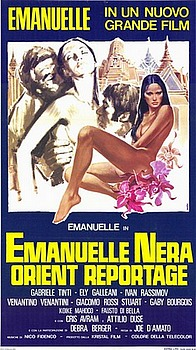 Movie posters, movies, movie poster, framed art, posters, Emanuelle in Bangkok, romance movies, romance films, Emanuelle Nera