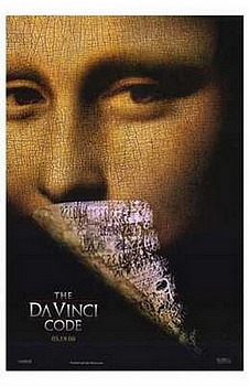 Movie posters, movies, movie poster, framed art, posters, The Da Vinci Code, mystery movies, mystery films
