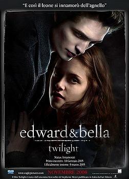 Movie posters, movies, movie poster, framed art, posters, Twilight - Italian, vampire movies, vampire films, vampyre movies, vampyre films